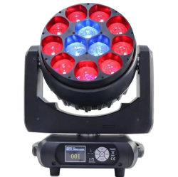 LED de controle de pixel de alta potência lavar a cabeça em movimento para iluminação de palco