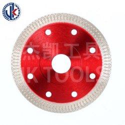 Lamierina di D105/D115/D125 X-Turbo con il punto saldato tagliando la lamierina di ceramica del diamante del granito