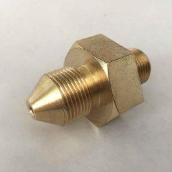 강철 주문을 받아서 만들어진 CNC 기계로 가공은 금속 부품 기계장치 적당한 위조 부속을 정지한다