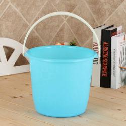 安い水ハンドルが付いているプラスチックバケツのバケツ
