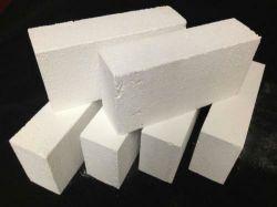 로 일렬로 세우는 벽돌 격리 내화 벽돌 Hjm 시리즈