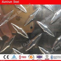 Auminum Diamant-Schritt-Platte (1050 1060 3003 5052 6061)