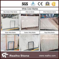 Natureza Laje Grande Volakas/Ariston/Itália Carrara/Ventato/Neve/Calacatta mármore branco para a construção/Flooring/ladrilhos do piso/revestimento de paredes/Decoration/Prédio