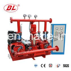 Brandblusapparatuur Elektrische Jockey-pomp voor dieselmotoren