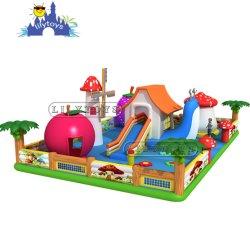 Lilytoys aufblasbares Schloss, aufblasbarer Vergnügungspark, aufblasbare Prahler-Spielwaren