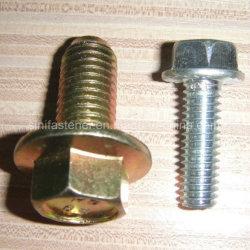 Kundenspezifische Hex Flansch-Unterlegscheibe-Kopf-Schraube