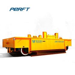 Louche en acier à haute température Le Transport ferroviaire