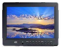 """10.1"""" 4K Broadcast Monitor con HDMI2.0 3G-SDI IPS 2560X1600"""