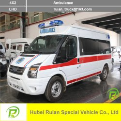 Ambulanza Emergency diesel del Ford V348