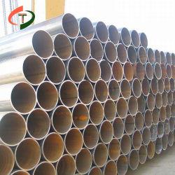 Espiral de aço carbono do tubo SSAW soldada China Factory