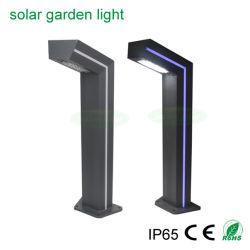 Новая лампа декор Освещение CE 6 Вт лампа Bollard солнечной энергии с помощью светодиодной полосы света