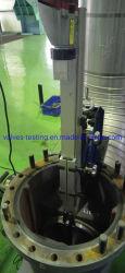 Válvula de compuerta Válvulas de Globo DN 20-150 Portable bañando moler la Máquina-Herramienta