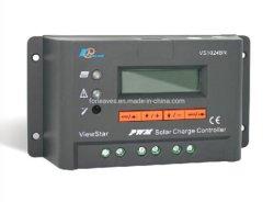 Качество PWM 12/24/36/48V 20A 30A 45A 60A контроллера заряда для солнечной системы питания