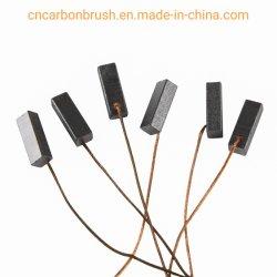 Terminale in rame per uso domestico Lavaggio di carbone spazzola/lavatrice Beko originale carbone Pennello 5*12.5*32