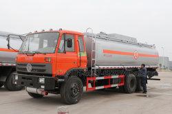 Precio inferior Dongfeng 6X4 Petrolero camión de combustible para la venta
