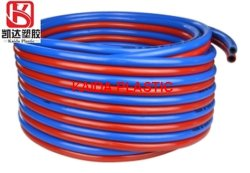Кислородный газовый газ воздушный шланг/гибкий ПВХ резиновые саржа шланг
