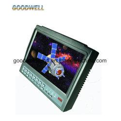"Portable7 "" Sat-Sucher T2+S2 kombiniert"