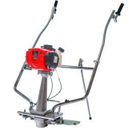 La tirata concreta lavora la tirata alla macchina di vibrazione concreta di tirata concreta di potere