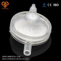 Produtos médicos descartáveis IV filtro configurado com grande área de filtração