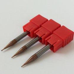 Commerce de gros HRC58 machine CNC la bille du cône de nez de l'outil de coupe
