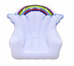 أريكة قابلة للنفخ رينبو وأريكة أطفال ومقعد PVC وأريكة هواء