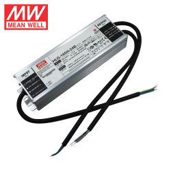 Meanwell HLG-185H-24B 185 Вт 24V IP67 светодиодная лампа освещения улиц с постоянным напряжением постоянного тока светодиодный драйвер
