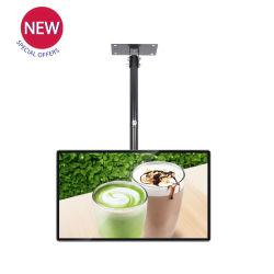 Preço especial de 24 polegadas LCD Monitor de ecrã táctil digital de Publicidade Retail Media Player