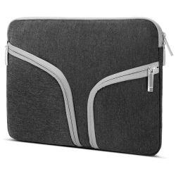 Dragende Laptop van het Notitieboekje van het water Bestand Koker voor 15.6 Duim MacBook