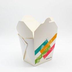 Fast Food упаковке/квадратным основанием забирать лапшу в салоне