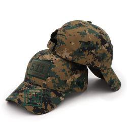 عادة علامة تجاريّة تصميم تمويه [كتّوم] نسيج قطنيّ [سنببك] غطاء جيش عسكريّ صيد غطاء