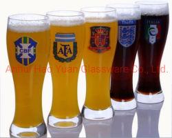 Het grote Glas van de Kop van het Glas van Pilsener van de Vraag/van het Glas van het Bier/Bier zonder Handvatten