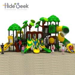 Adaptado a los niños al aire libre comercial equipos de juego (HS05601)