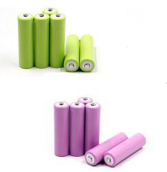 Les batteries de gros de batterie au lithium 18650 Li ion 3000mAh Batterie 3,7 V