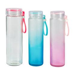 [480مل/580مل] [مينرل وتر] عصير شراب يشرب [غلسّ بوتّل] مع غطاء بلاستيكيّة لأنّ رياضات سفر
