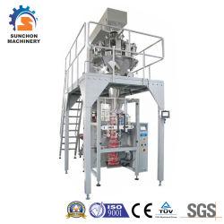 Automatische Datum die de Machine van de Verpakking van het Product van de Korrel van de Precisie van 0.1% Gewichten afdrukken