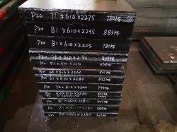 P20 1.2311 لوح الفولاذ اللوي HRC28-32 المقوى مسبقًا للحقن البلاستيك قالب