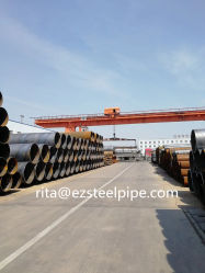 2019 Hot Sale SSAW Tubes soudés en spirale/Tube/Pipeline