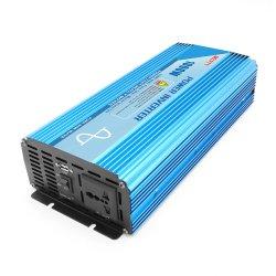 Grade de desligamento da onda senoidal pura Inversor de automóveis 1000W Inversor de Energia Solar com USB