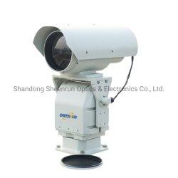 DC12V RS485 BNC Длинный диапазон видения тепловой ИК камера дневного/ночного наблюдения