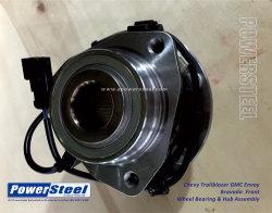 513188-12413037, -12413257, -15130858, -8124130370, -8151308580--Chevy-Trailblazer-Gmc-Envoy-Bravada-Rainer--Tração dianteira/Rolamento-&-Hub-Assembly