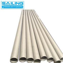 TP304L Seamless Tubo de acero inoxidable tubería sin costura de la industria Stock