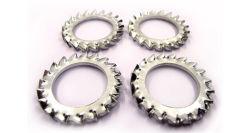 SUS316 dents externes rondelles éventail DIN6798 GO862.2