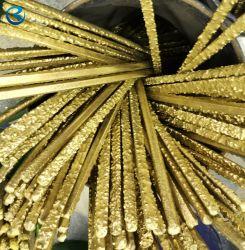 Быстрая доставка из карбида вольфрама и медных сплавов Matrix металлокерамические сварка стержней