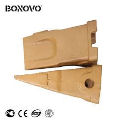 Bonovo Zx230 Exkavator-Wannen-Zahn-Zahn-Spitze spitzt Nagel-Nagel-Adapter H401370h für Exkavator BaggerTrackhoe Löffelbagger