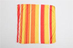 Serviette de nettoyage de tricotage de trame en microfibre pour voiture