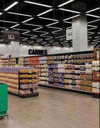 L'éclairage intérieur de la fabrication commerciale linéaires de LED modernes un nouveau produit combiné éclairage de bureau commercial de 1200mm*50mm*65mm