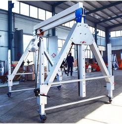 Bequemster anhebender tragender Geräten-Aluminiumportalkran für Verkauf