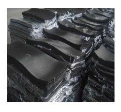 Reciclado de neumáticos de caucho de recuperar para la producción de hoja de caucho EPDM/NBR butil Caucho regenerado