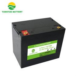 12V 70ah Batterie des elektrisches Auto-Lithium-EV mit Kasten-Aufladeeinheit