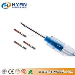 L'ISO11784/11785 125kHz~134.2kHz RFID Tag Sryinge Animal capsule de verre pour le suivi de la poignée